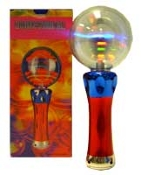 Light Up Spinning Ball