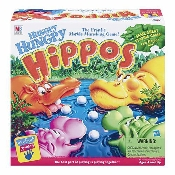 Hungry Hungry Hippos with Playdate Strategies