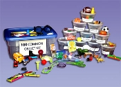 100 Common Objects Set