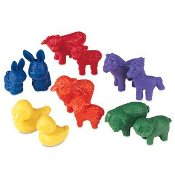 Colorful Barnyard Counters