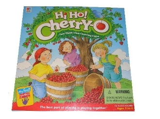 Hi Ho! Cherry-O with Playdate Strategies