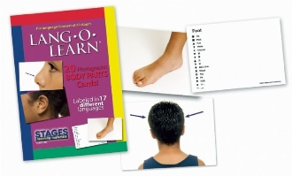 Lang-O-Learn Body Parts