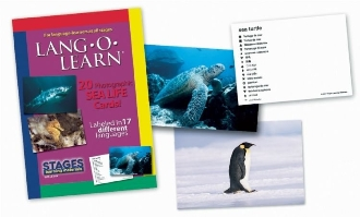 Lang-O-Learn Sea Life